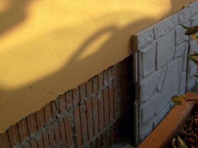 balse cemento antiumido esempio montaggio