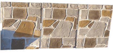 balse cemento versione in pietra