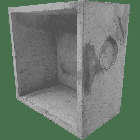cassetta porta contatore cemento art 208