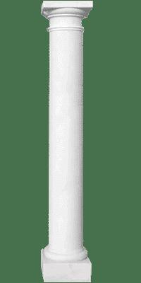 colonna cancello cemento art 162