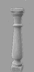 colonnino cemento balaustra art 62
