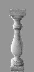 colonnino cemento balaustra art 82