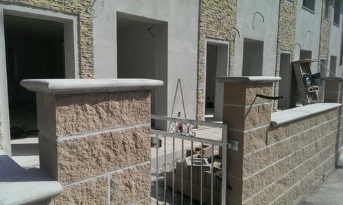 coprimuro cemento installati