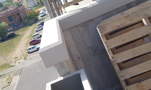 coprimuro cemento squadrato