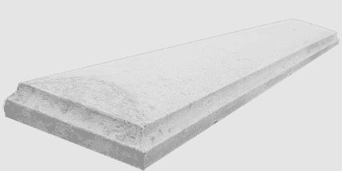 corrimano cemento balaustra art 156