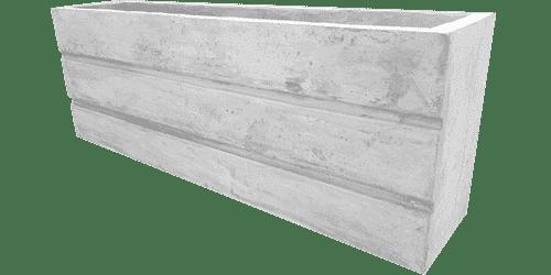 fioriera appoggio cemento art 114