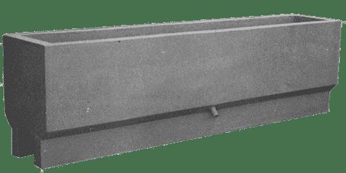 fioriera incastro cemento art 1