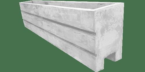 fioriera incastro cemento art 114I