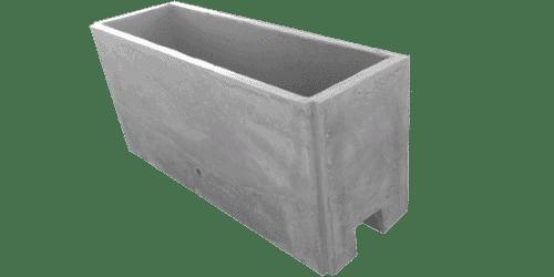 fioriera incastro cemento art 130