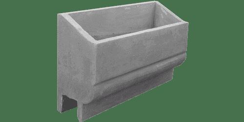 fioriera incastro cemento art 28