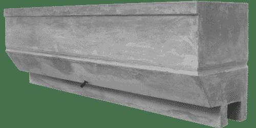 fioriera incastro cemento art 67