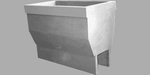 fioriera incastro cemento art 8