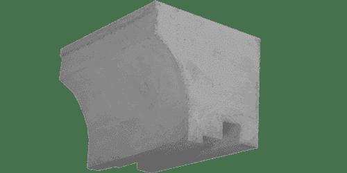 fioriera incastro cemento art 83I