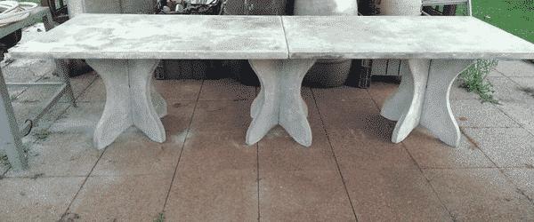 tavolo cemento art 202 accoppiato